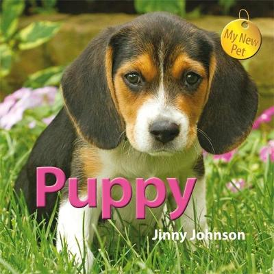 My New Pet: Puppy by Jinny Johnson
