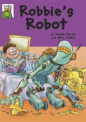 Froglets: Robbie's Robot by Damian Harvey