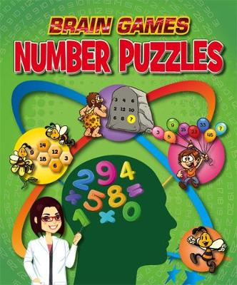 Brain Games: Number Puzzles by Edward Godwin