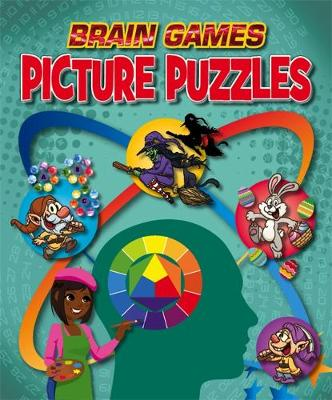 Brain Games: Picture Puzzles by Edward Godwin