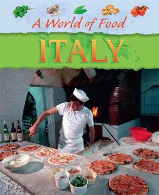 A World of Food: Italy by Jane Bingham