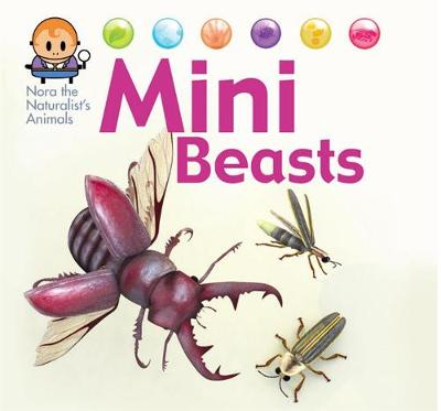 Nora the Naturalist's Animals: Minibeasts by David West