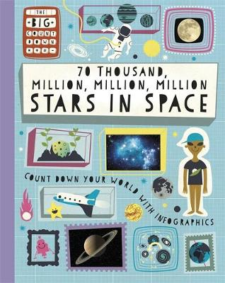 The Big Countdown: 70 Thousand Million, Million, Million Stars in Space by Paul Rockett