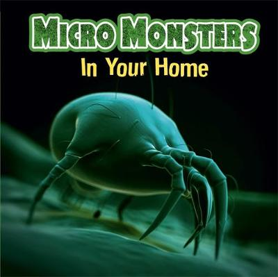 Micro Monsters: In the Home by Sabrina Crewe