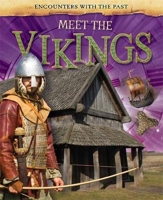 Encounters with the Past: Meet the Vikings by Alex Woolf