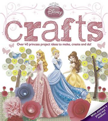 Disney Princess Crafts by