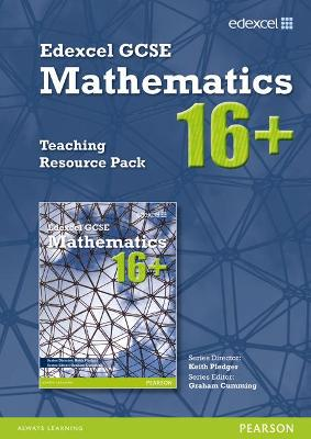 GCSE Mathematics Edexcel 2010 : 16+ Teaching Resource Pack by Julie Bolter, Jean Linsky, Kevin Tanner