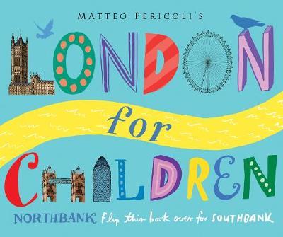 London For Children by Matteo Pericoli