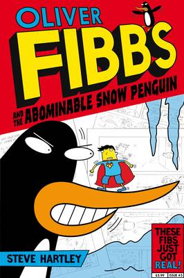 The Abominable Snow Penguin by Steve Hartley