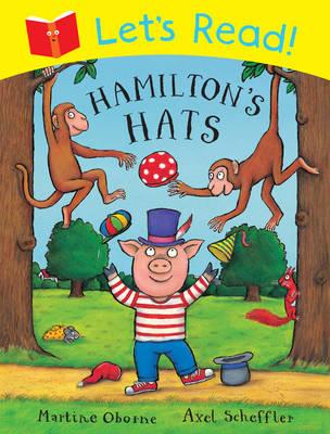 Let's Read! Hamilton's Hats by Martine Oborne