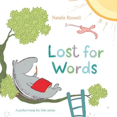 Lost For Words by Natalie Russell