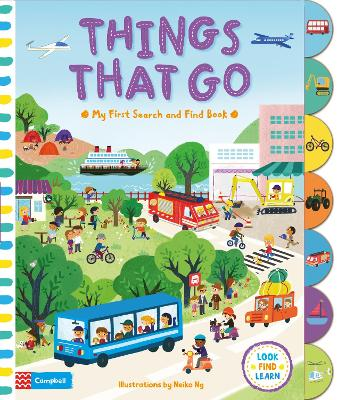 Things That Go by Neiko Ng
