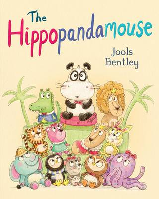 The Hippopandamouse by Jools Bentley