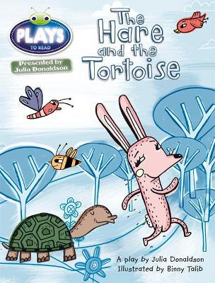 BC JD Plays Orange/1A The Hare and the Tortoise by Julia Donaldson