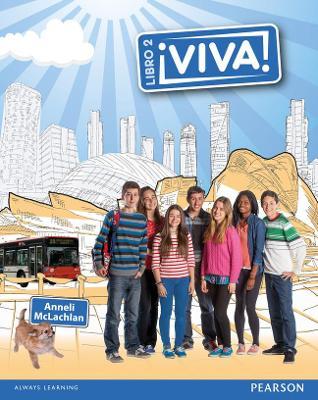 Viva! Pupil Book 2 by Anneli McLachlan