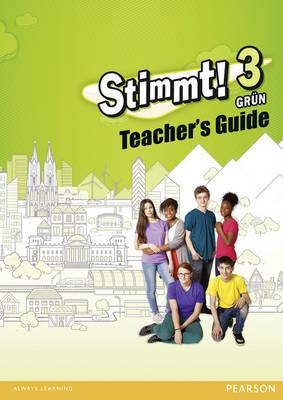 Stimmt! 3 Grun Teacher Guide by