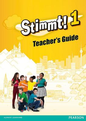 Stimmt! 1 Teacher Guide by