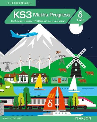KS3 Maths Progress Student Book Delta 2 by