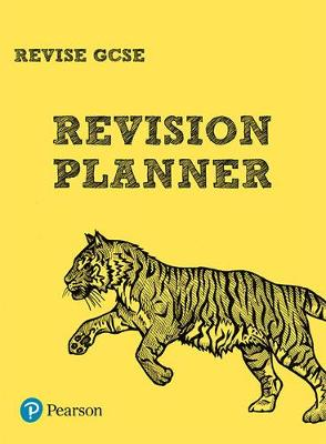 REVISE GCSE Revision Planner by Rob Bircher