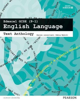 Edexcel GCSE (9-1) English Language Text Anthology Edxcl GCSE(9-1) EngLang Anthology by David Grant, Esther Menon