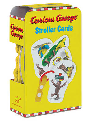 Curious George Stroller Cards by Curious George