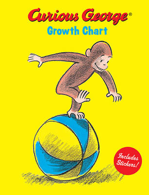 Curious George Growth Chart by Curious George