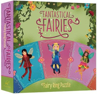 Fantastical Fairies Fairy Ring Puzzle by Chronicle Books
