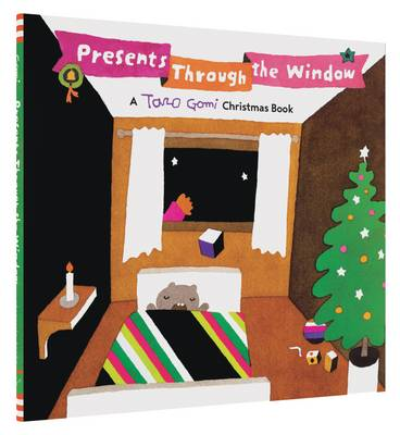 Presents Through the Window A Taro Gomi Christmas Book by Taro Gomi