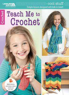 Cool Stuff: Teach Me to Crochet by