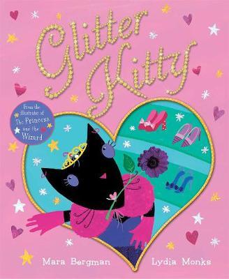 Glitter Kitty by Mara Bergman
