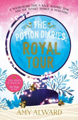 Royal Tour by Amy Alward