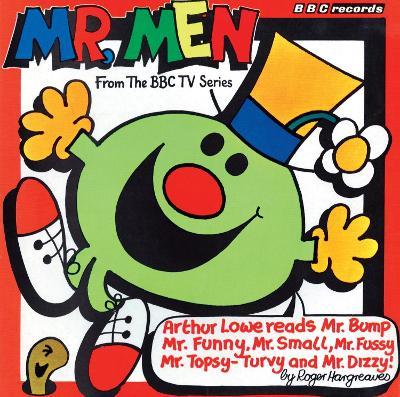 Mr Men (Vintage Beeb) by Roger Hargreaves