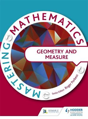 Mastering Mathematics - Geometry & Measures by Various Authors