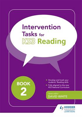 Intervention Tasks for Reading Book 2 by David White