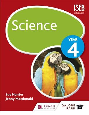 Science Year 4 by Sue Hunter, Jenny Macdonald