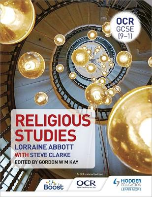 OCR GCSE (9-1) Religious Studies by Lorraine Abbott, Steve Clarke