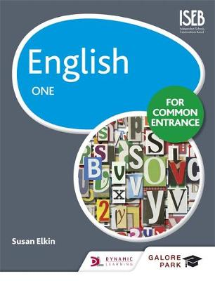 English for Common Entrance One by Susan Elkin