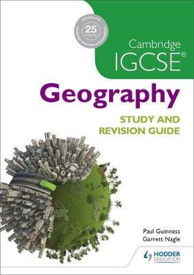 Cambridge IGCSE Geography Study and Revision Guide by David Watson, Paul Hoang, Dave Watson, Helen Williams