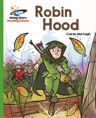 Reading Planet - Robin Hood - Green: Galaxy by Ciaran Murtagh
