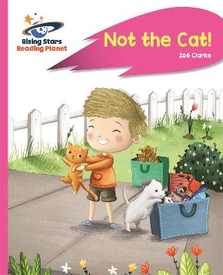 Reading Planet - Not the Cat! - Pink A: Rocket Phonics by Zoe Clarke