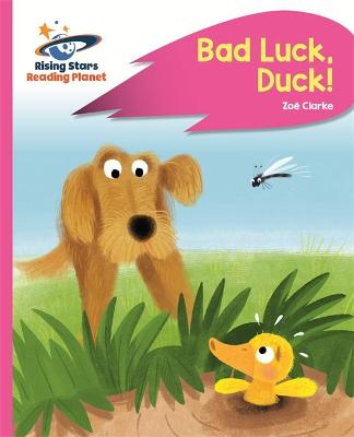 Reading Planet - Bad Luck, Duck! - Pink B: Rocket Phonics by Zoe Clarke