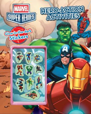 Marvel Super Hero Activity by