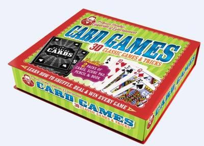 Professor Murphy Card Games by Parragon