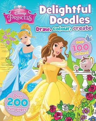 Disney Princess Delightful Doodles by