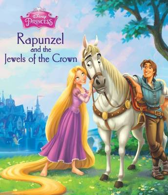 Disney Princess Rapunzel and the Jewels of the Crown by