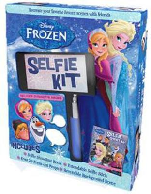 Disney Frozen Selfie Kit Recreate your favourite Frozen scenes with friends by Parragon Books Ltd