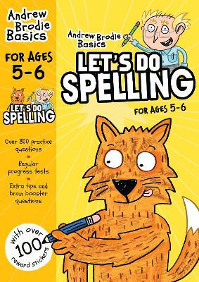 Let's do Spelling 5-6 by Andrew Brodie