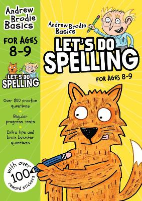 Let's do Spelling 8-9 by Andrew Brodie