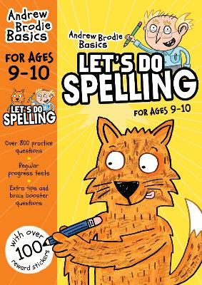 Let's do Spelling 9-10 by Andrew Brodie