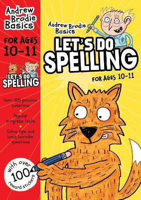 Let's do Spelling 10-11 by Andrew Brodie